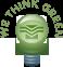Think Green bulb